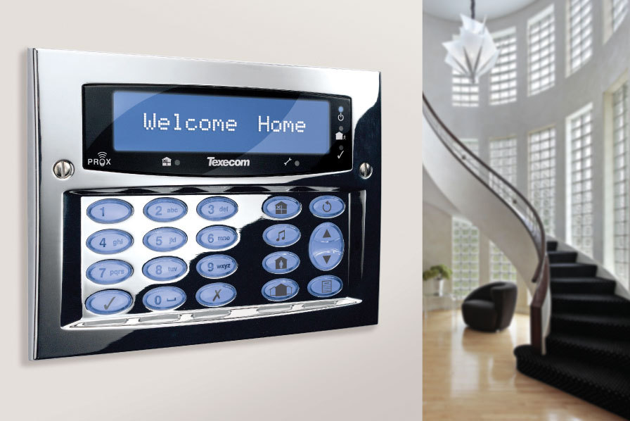 Burglar alarms cctv security system installation servicing for Best home security devices